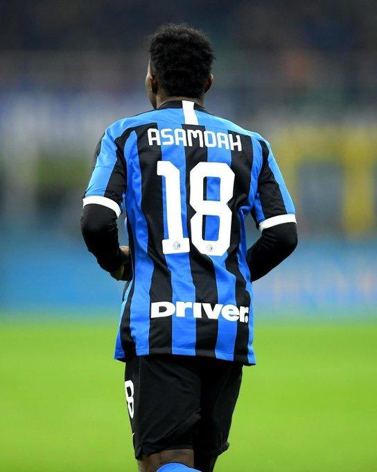 Kwadwo Asamoah sends touching message to Inter Milan