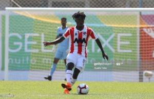 Midfielder Lawrence Ofori joins FC Arouca on loan