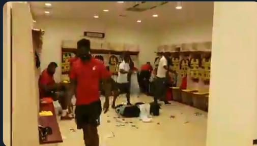 VIDEO: Black Stars arrive at Titanic Sports Stadium for Qatar friendly