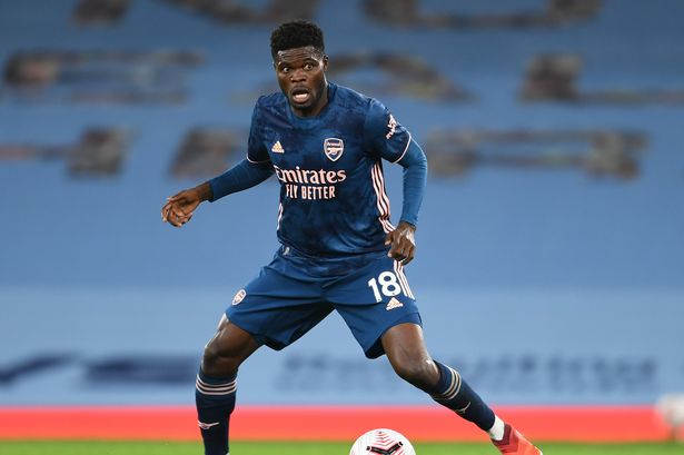 Thomas Partey already the big man at Arsenal: 'He is pure class'