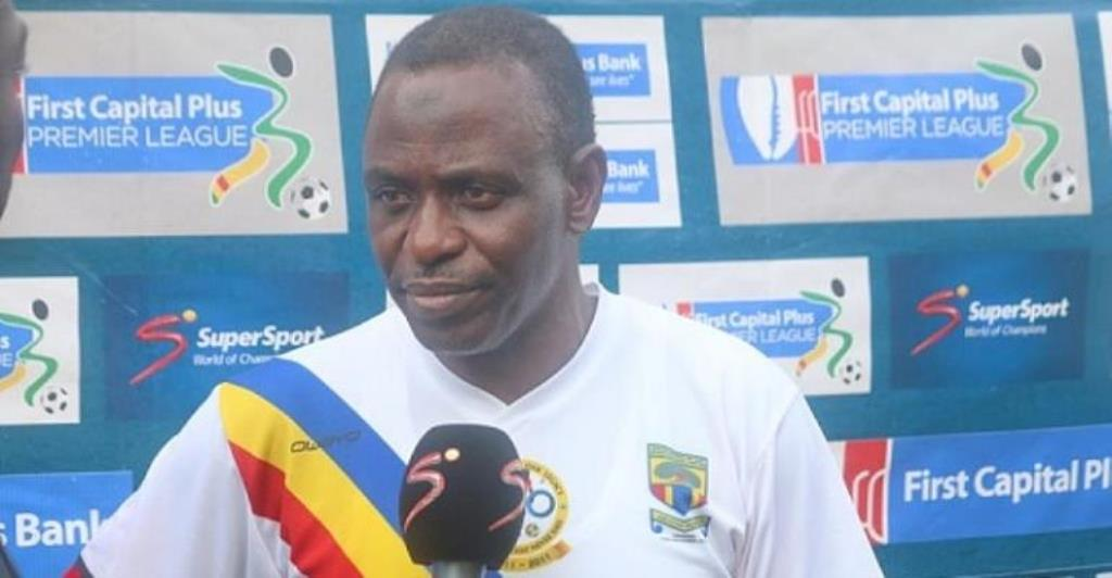 I am more than qualified to coach Black Stars, says Mohammed Polo