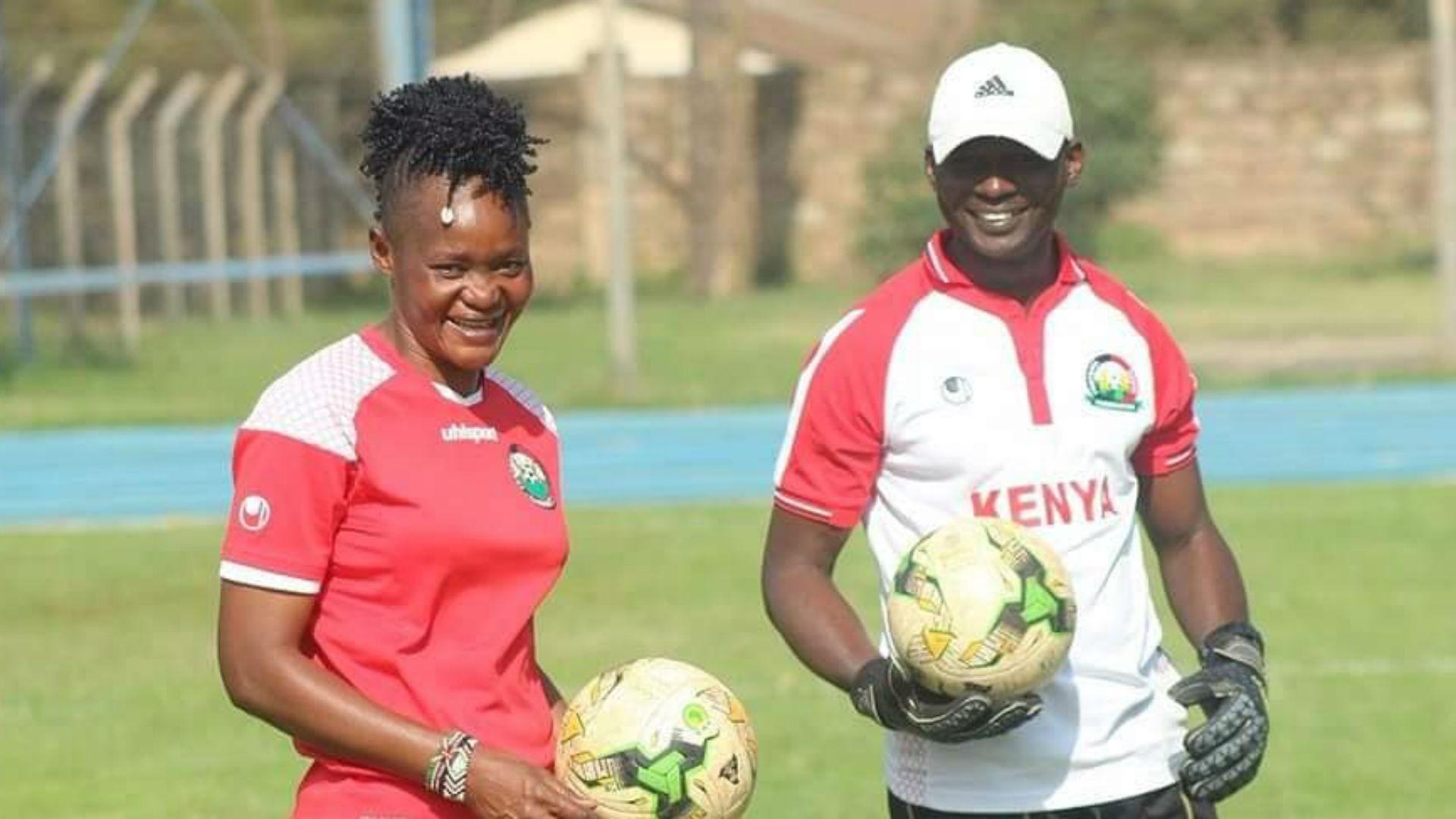 Former Kenya goalkeeper Rosemary Aluoch laid to rest