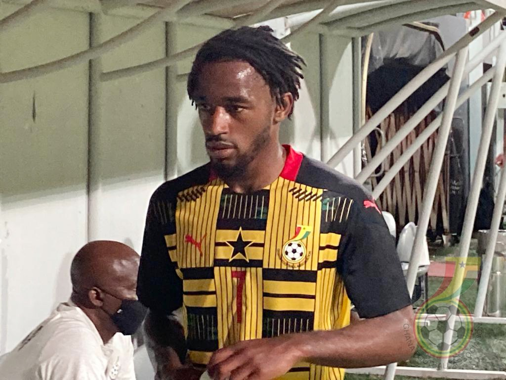 Winger Tariqe Fosu elated after Black Stars 5:1 win over Qatar