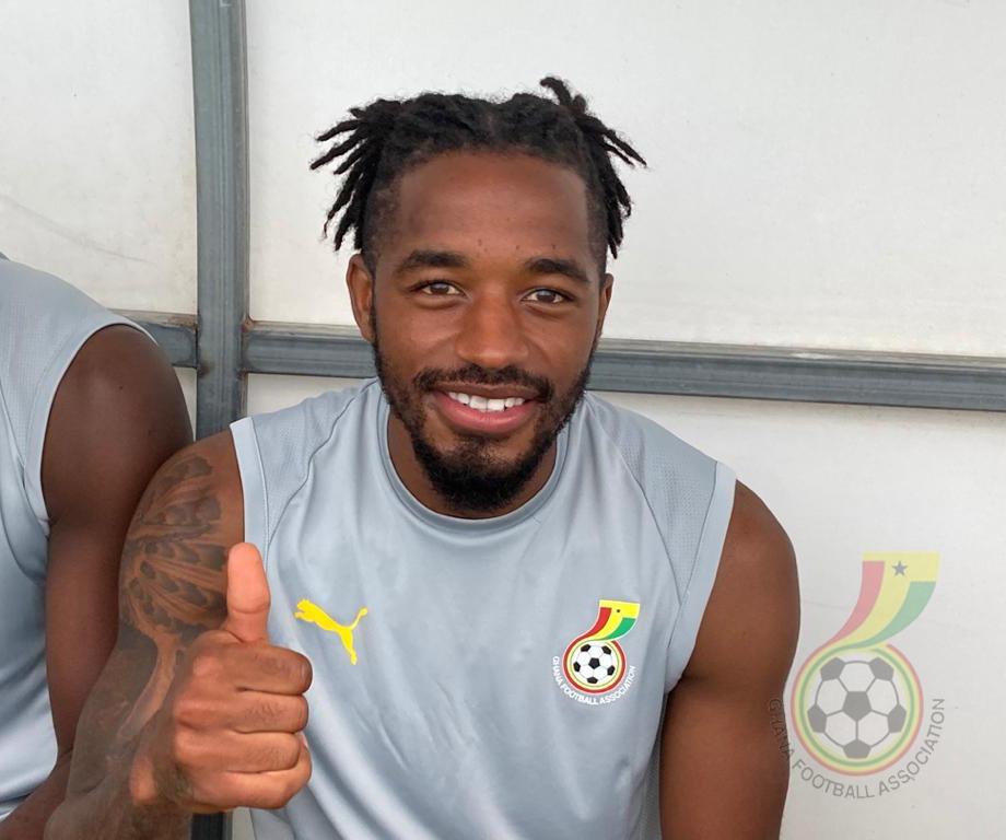 Brentford's forward Tariqe Fosu targets winning trophies with Black Stars