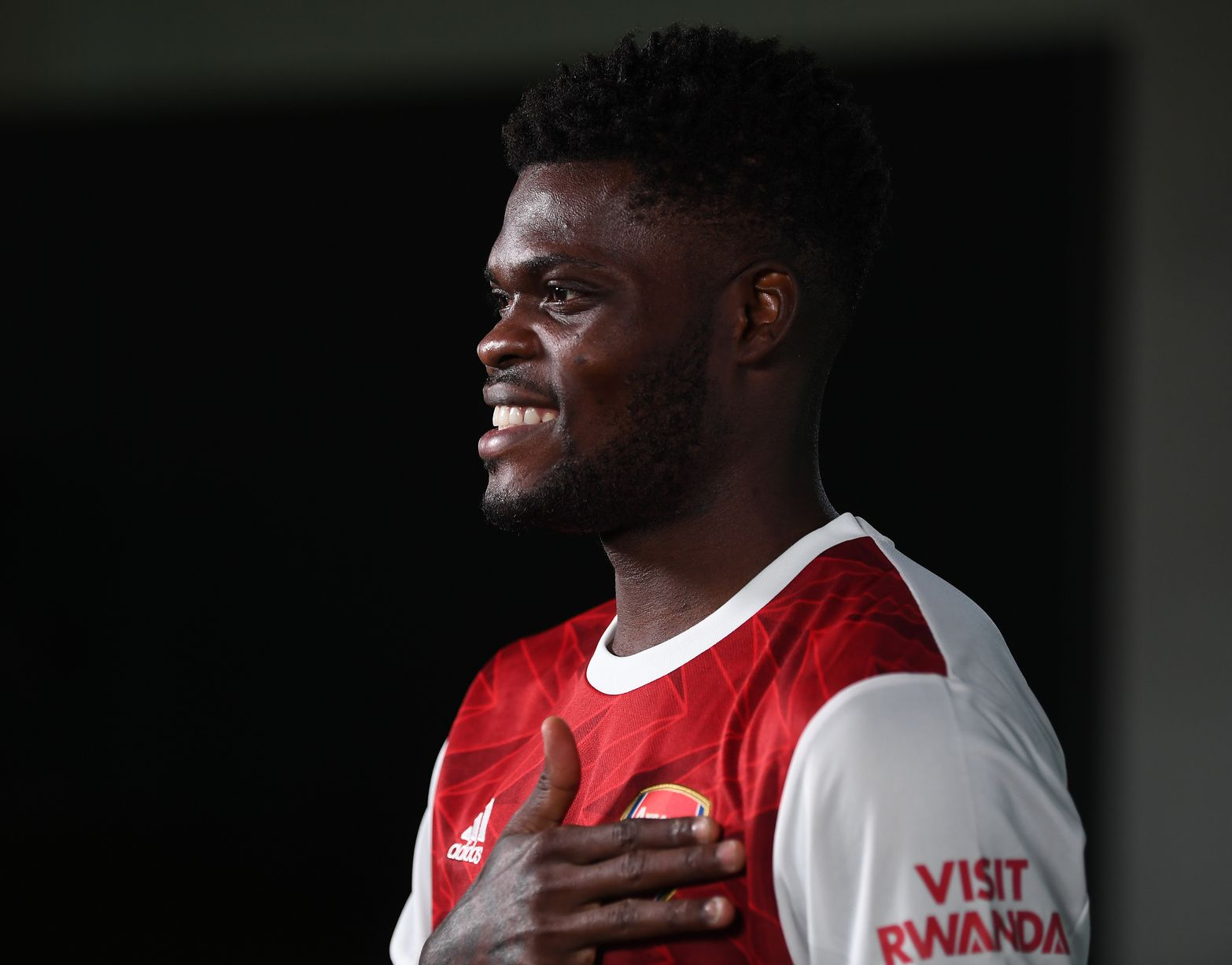 Thomas Partey's father plead with Ghanaians to pray for new Arsenal signing