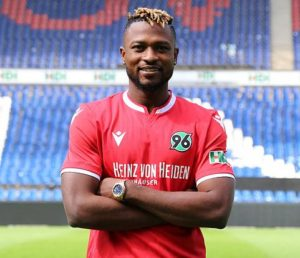 Hannover 96 manager elated Patrick Twumasi missed out on national team assignment