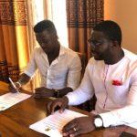 OFFICIAL: Patrick Asmah signs for Asante Kotoko