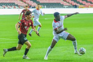 Edwin Gyasi excited with Samsunspor away win against Eskişehirspor