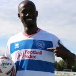Ghanaian winger Albert Adomah likely to leave English side QPR