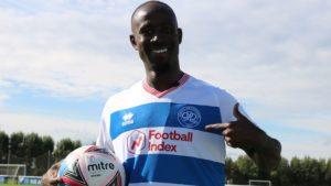 Ghana winger Albert Adomah eyes Premier League qualification with Queens Park Rangers