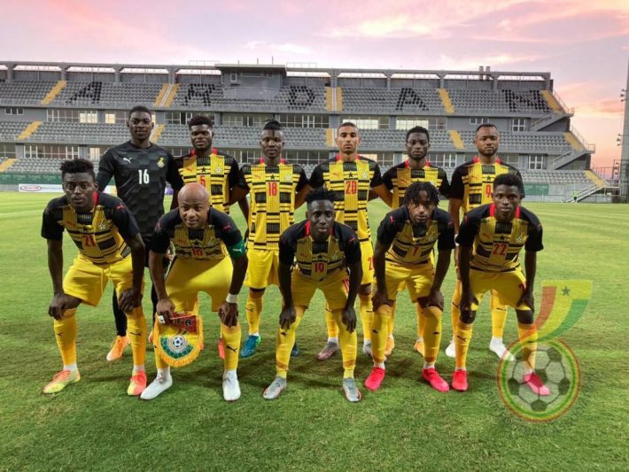 2022 Africa Cup of Nations qualifiers: We will be ready for Sudan game - Andre Ayew