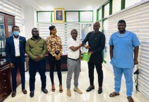 KEK Insurance Brokers host GPL side Dreams FC