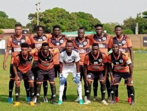 Legon Cities beaten by Accra Young Wise FC in pre-season friendly