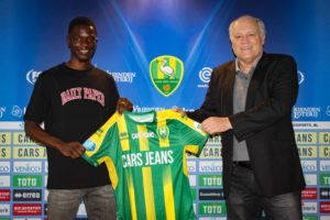 ADO Den Haag director backs Jamal Amofa to continue his development