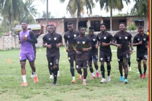 Squad will be in shape before the league begins - Hearts coach assures fans