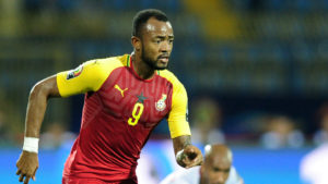 BREAKING NEWS: Jordan Ayew confirmed to be Covid-19 positive after playing for Ghana