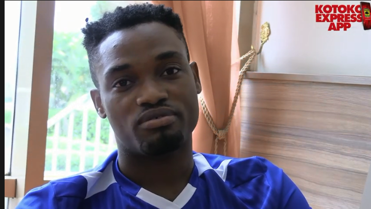VIDEO: Watch Emmanuel Keyekeh's first Kotoko interview