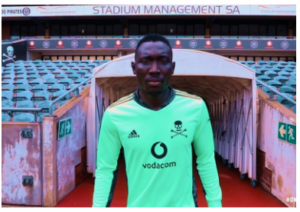 Former Orlando Pirates goalkeeper Mayoyo hails Richard Ofori signing