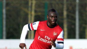 Emmanuel Frimpong: Former Arsenal midfielder set to join Kotoko