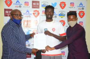 Rwandan side Espoir complete signing of Ghanaian international Sulley Sadick