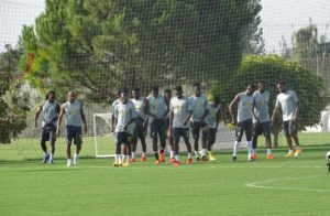 We are determined to fight and win, says Thomas Partey ahead of Mali, Qatar friendlies