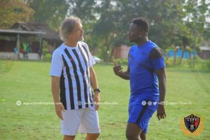 Legon Cities reject claims of millions of dollars for Asamoah Gyan