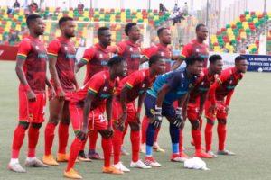 We will give GFA enough reasons why we want to play at Tamale - Kotoko
