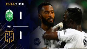 Prince Opoku Agyemang scores debut goal for Cape Town City FC