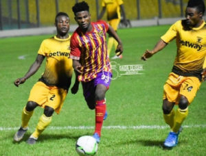 LIVE UPDATES: Hearts of Oak 2-2 Ashanti Gold - 20/21 Ghana Premier League