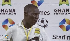 Ghana Premier League: Inter Allies were not better than us, says 'shaky' Hearts of Oak coach Nii Odoom