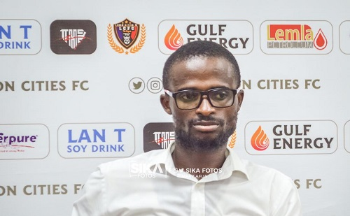 Enterprising Ignatius Osei-Fosu aims coaching Hearts of Oak and Asante Kotoko