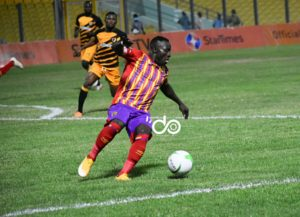 Patrick Razak named MoTM in Hearts of Oak's draw against Ashanti Gold