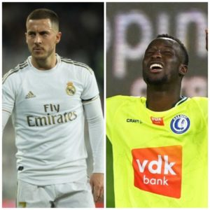 Ghanaian youngster Osman Bukari names Eden Hazard as role model