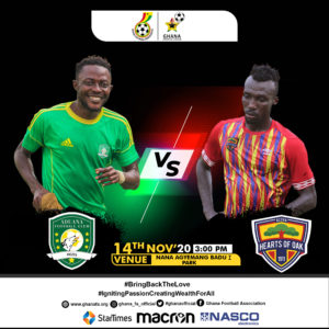 2021 Ghana Premier League matchday one game called off