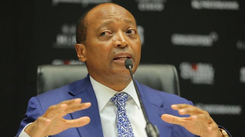 Patrice Motsepe to become Caf president as Ahmad appeal fails