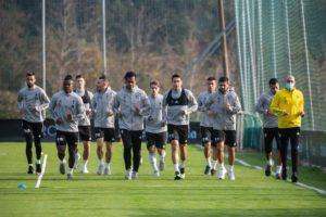 Boost for Celta Vigo as defender Joseph Aidoo returns to training after Sevilla injury scare