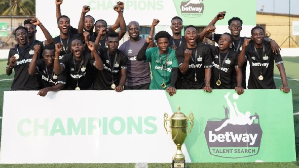 FEATURE: Betway and the development of sports in Ghana
