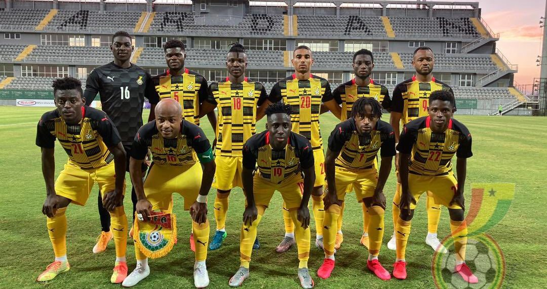 Black Stars will deliver against Ivory Coast – George Amoako