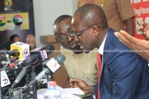 CK Akonnor's work as Black Stars coach must not be interfered - John Paintsil