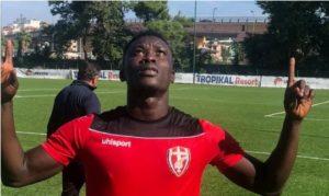 Samuel Armah scores debut goal in KF Skenderbeu home defeat