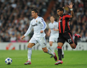 Kevin Prince-Boateng charges young footballers to emulate Juventus Cristiano Ronaldo