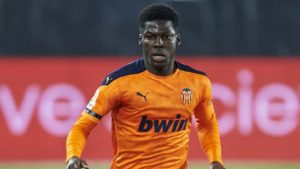 Arsenal, other Premier League clubs monitoring Valencia's Yunus Musah