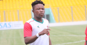 20/21 Ghana Premier League: Diawisie Taylor scores to power Karela to victory against Inter Allies