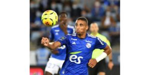 Injured Strasbourg defender Alexander Djiku ruled out of Rennes clash on Friday