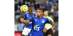 Injured Strasbourg defender Alexander Djiku ruled out of Rennes clash on Friday