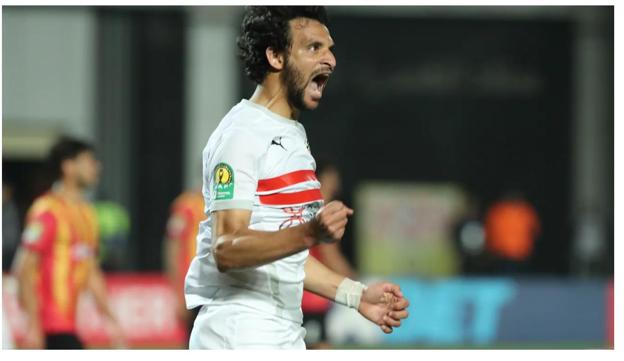Alaa – Zamalek's free scoring center back