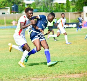 20/21 Ghana Premier League: Liberty draw 1-1 against Eleven Wonders in Dansoman
