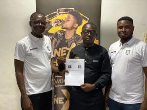 PHOTOS: Aduana Stars seal three-year partnership deal with Adonko Next Level Energy Drink