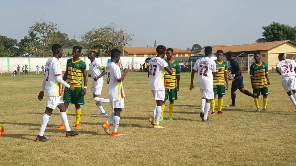 20/21 Ghana Premier League: Eleven Wonders beat Ebusua Dwarfs to record first win