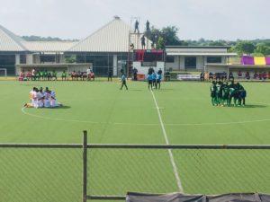 20/21 Ghana Premier League: WAFA fight to draw 1-1 against Elmina Sharks